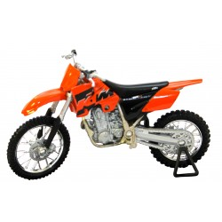 Motos de Coleccion a escala - KTM 450 SX Racing