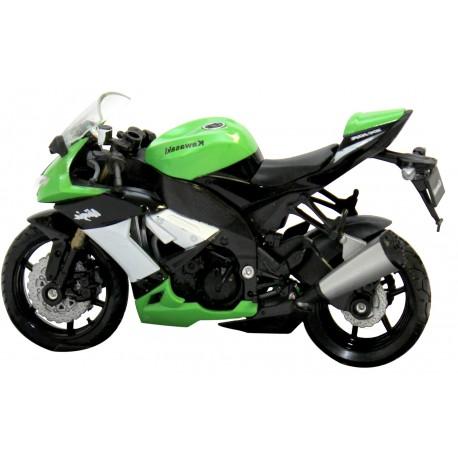 Motos de Colección a escala - Kawasaki Ninja ZX - 10R