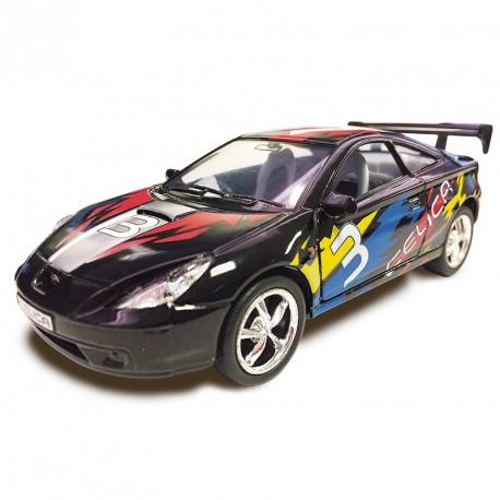 Mini autos Rally de colección - Toyota Celica Street Fighter