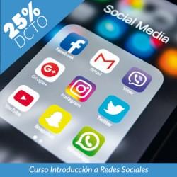 Curso introducción a Redes Sociales