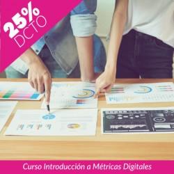 Curso Introducción a Métricas Digitales