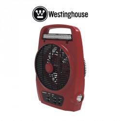 Ventilador Recargable - Rojo