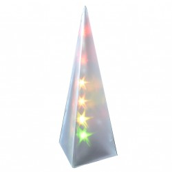 Piramide Iluminada Led