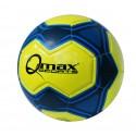 Balón de futbol Nº5 amarillo y azul