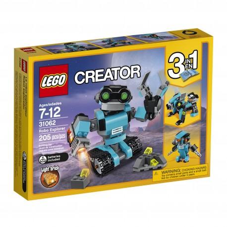 ROBOT EXPLORADOR CREATOR 3 EN 1