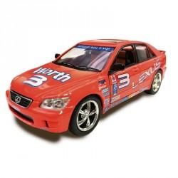 Mini autos Rally de colección - Lexus IS Street Fighter