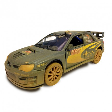 Mini autos Rally de colección - Subaru Impresa WRC