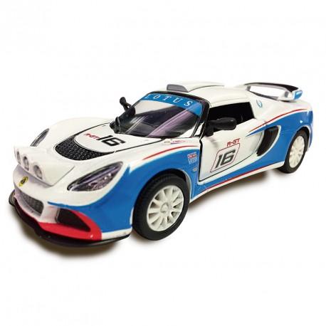 Mini autos Rally de colección - Lotus Exige R - GT